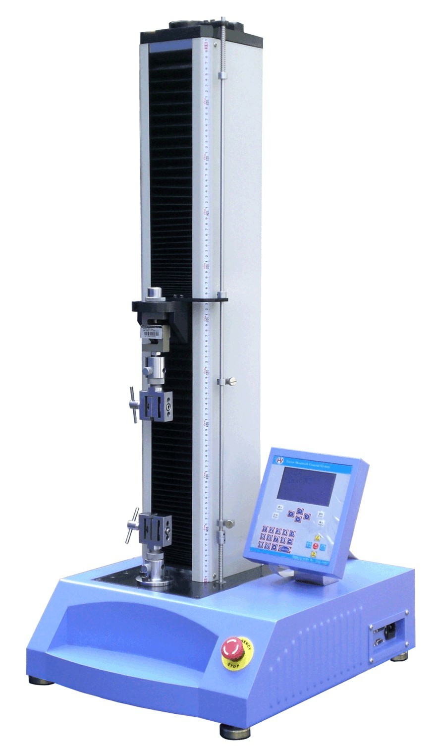 Single Style Electronic Universal Testing Machine Plastic Tensile Test 5KN