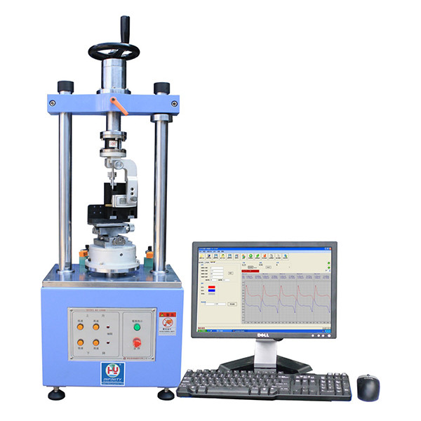 DVD Hinge Torsion Testing Machine / Laptop Torque Testing Equipment