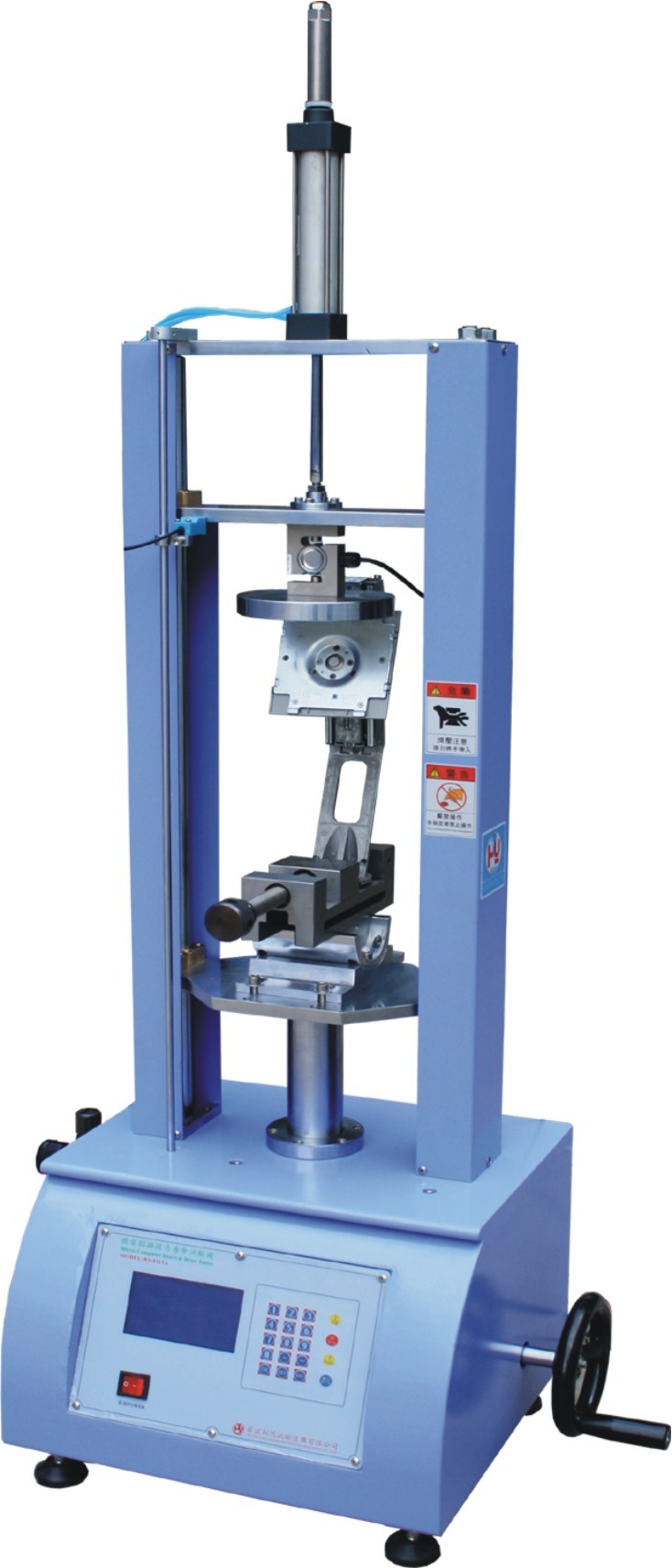 Pneumatic Springs Compressive Strength Testing Machine Durability with LCD Monitor