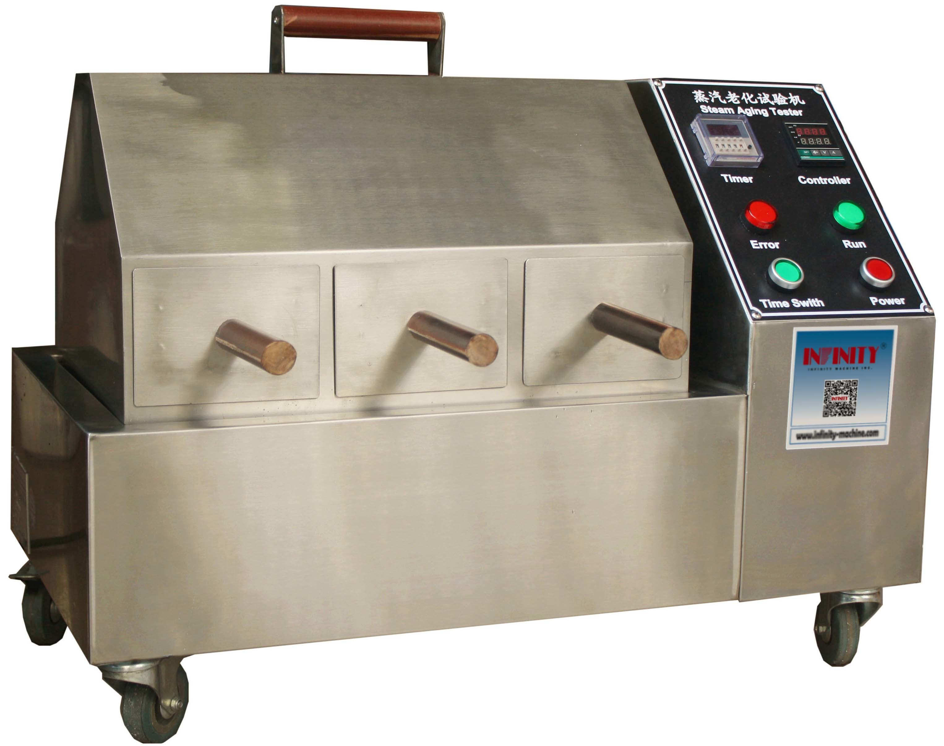 Custom Environmental Test Chambers Steam Aging Test Chamber With Pid Controller