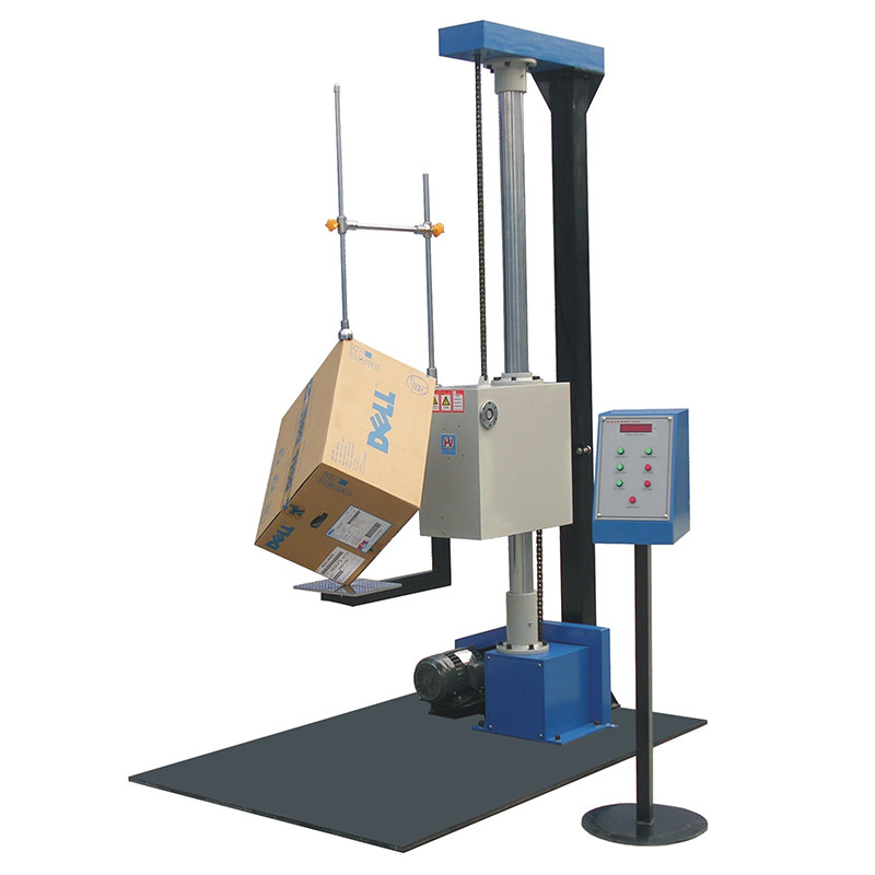 RS -315 / 320 / 330 Package Box Drop Testing Equipment With Digital Displayer