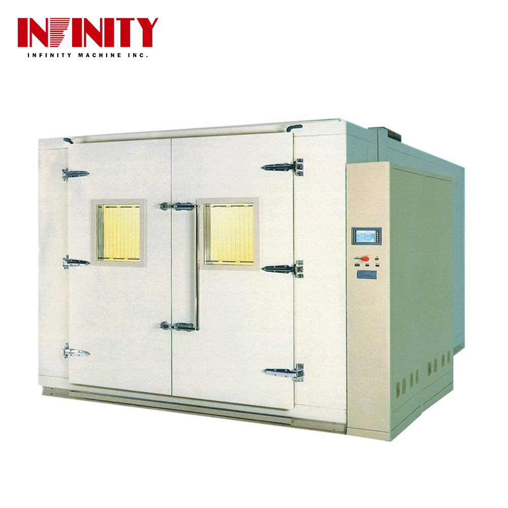 Walk In Environmental Test Chambers Electronic Humidity And Temperature Controlled Chamber