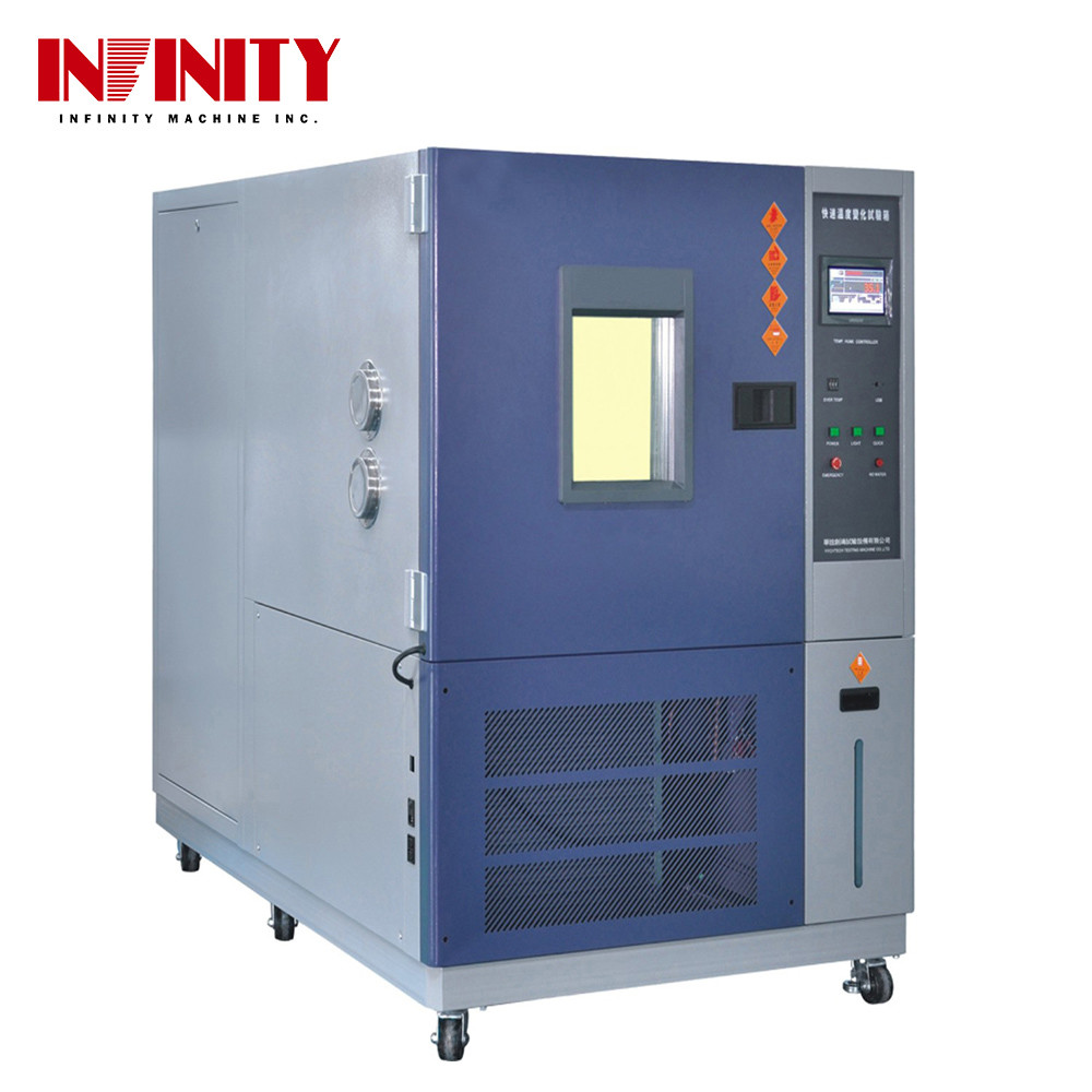 Professional Temperature And Humidity Environmental Test Chambers With Sudden Change