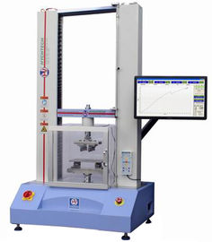 Glass Compressive Bending Test Machine 3 / 4 Points with Closed Loop